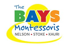 the bays montessori logo
