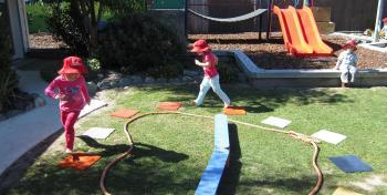 Bays Montessori Outdoor Activities