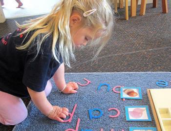 Our-Montessori-Programme-Language